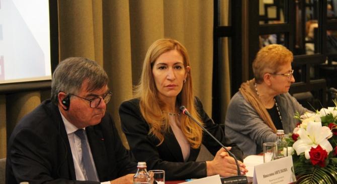 Министър Ангелкова: Направихме исторически пробив с партньорството с германските здравни каси