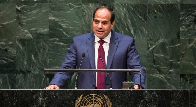 Египетският президент за протестите срещу него: Няма причини за безпокойство