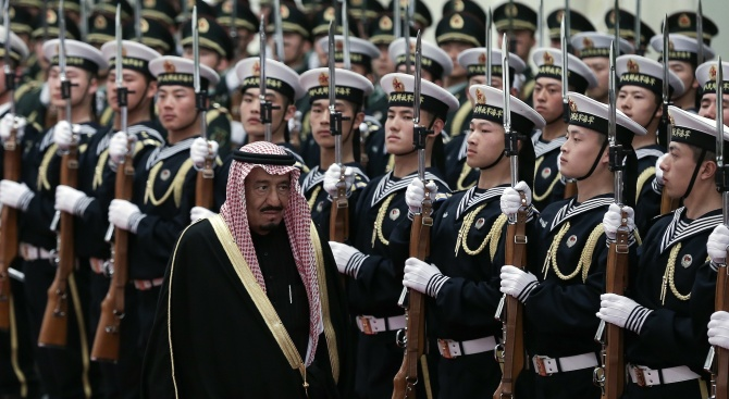 Гард на саудитския крал е бил убит при личен спор