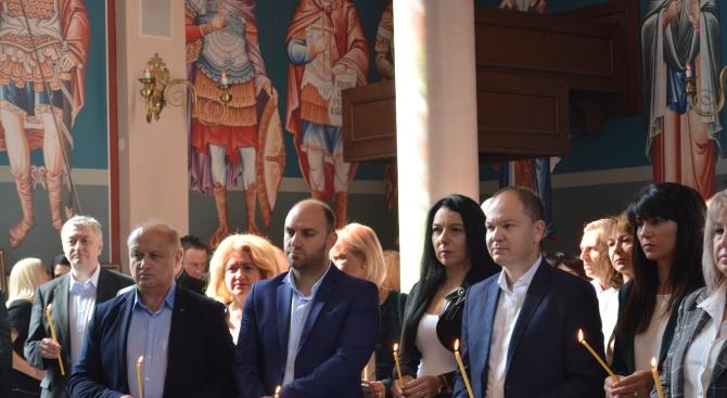 Димитър Иванов, кандидат за кмет на Ямбол: За да бъде Ямбол променящ се и бързо развиващ се град – гласувайте с номер 43 в бюлетината за ПП ГЕРБ