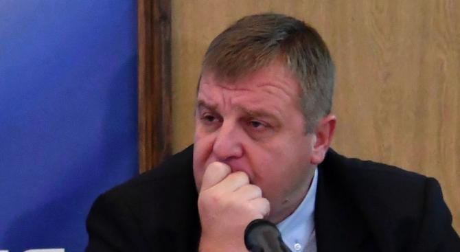 Каракачанов: Не съм оптимист, че македонската страна ще надмогне себе си. Дано се лъжа!