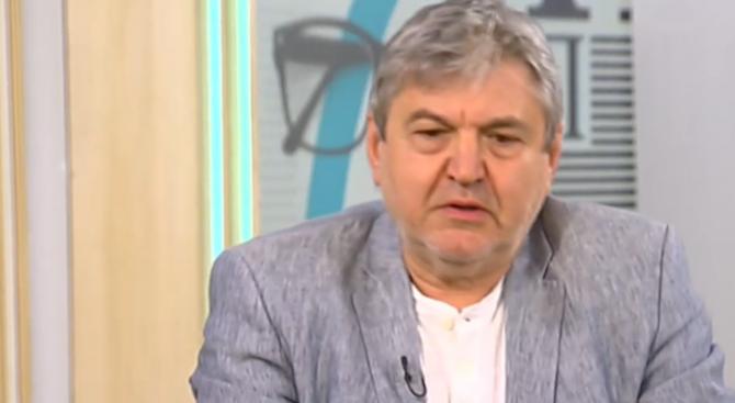 Петьо Блъсков: Калпакчиев, Кънев и Полфрийман са си биз-бизе