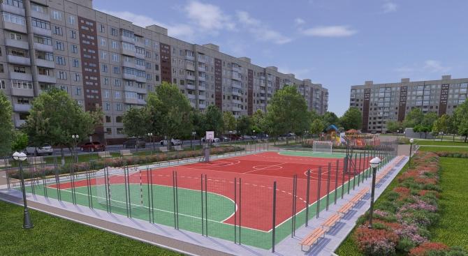 Димитър Николов: Готови сме да стартираме програма за масово облагородяване на вътрешноквартални пространства в Бургас