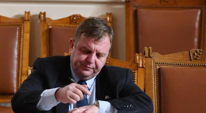 Каракачанов: Винаги съм имал стремежа да подражавам на Тодор Александров