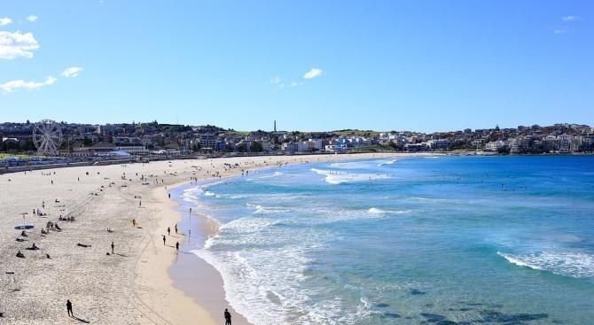 Австралийското крайбрежние е като скрито оръжие срещу климатичните промени