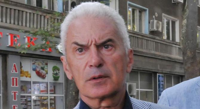 Волен Сидеров с нов скандал в ефир, спряха му микрофона, намеси се охраната