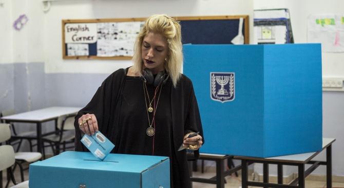 Израел е пред трети предсрочен вот за 2019 г.?
