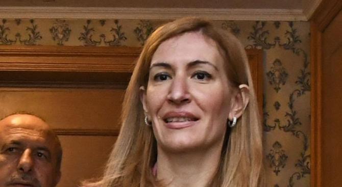 И Ангелкова осъди поведението на Волен Сидеров по БНТ