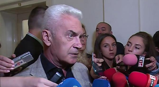 Сидеров: В БНТ казах истини, не са ме извели с полиция