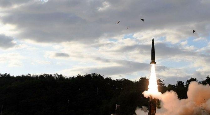 Северна Корея потвърди, че е изстреляла балистична ракета