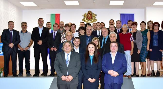 Водачът на листата на ГЕРБ в Свищов д-р Кристиян Кирилов: През изминалия мандат се положи основа за доброто бъдеще пред общината