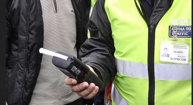 Пиян шофьор предизвика катастрофа в Разград