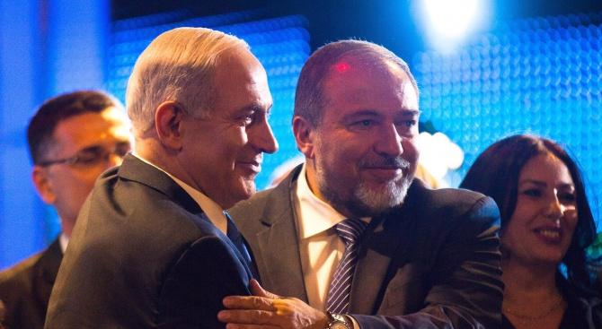 Израелският премиер поиска помощ от свой ексминистър за съставяне на кабинет