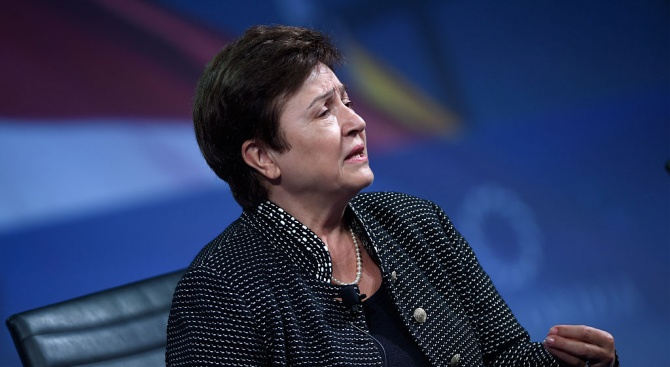 Кристалина Георгиева: Ще работя по проблемите на неравенството, корупцията и климата