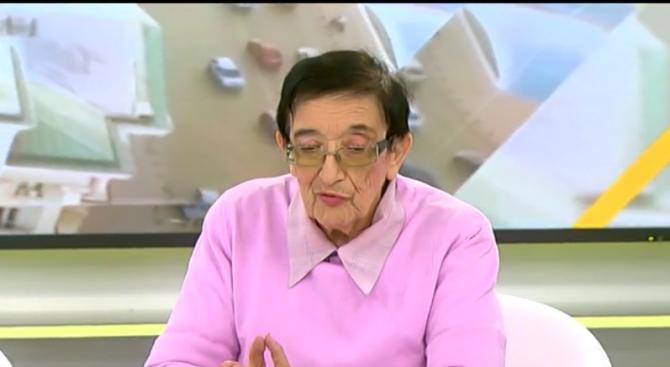 Мика Зайкова: НОИ трябва да плаща първите три дни от болничните
