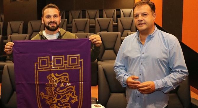 Известният български актьор и продуцент Александър Сано благодари на Даниел Панов