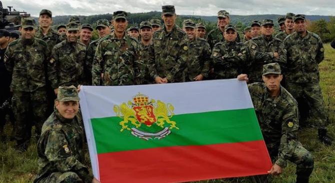"Военнослужещи от 42-ри механизиран батальон – Ямбол повишиха своята подготовка по време на учението ""Saber Junction -  2019"" в Германия"