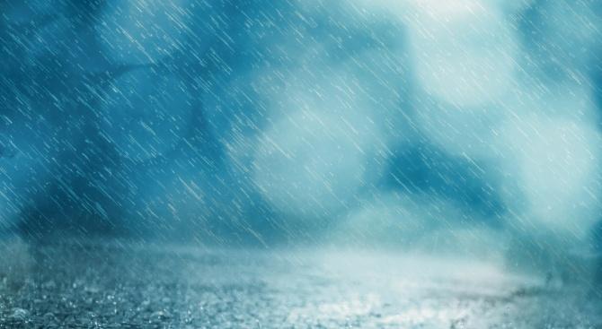 Най-много е валяло в София за изминалото денонощие