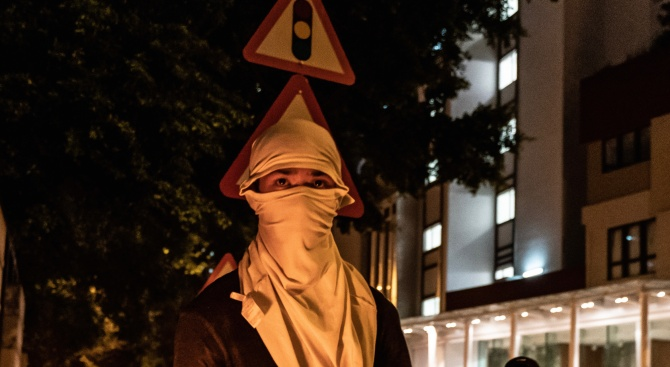 Хонконг забрани маските