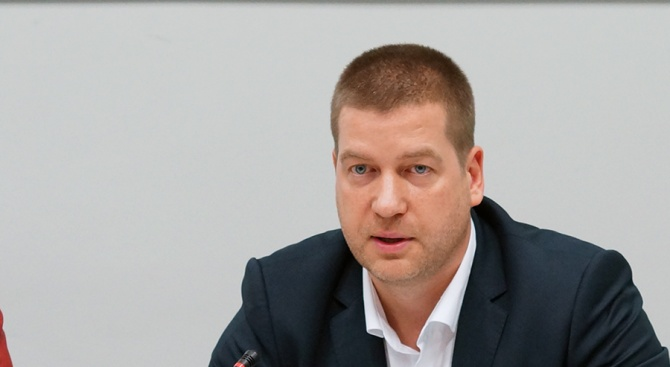 Живко Тодоров, кандидат за кмет на Стара Загора от ГЕРБ: Основна цел на Общината е да създава условия за успешен бизнес
