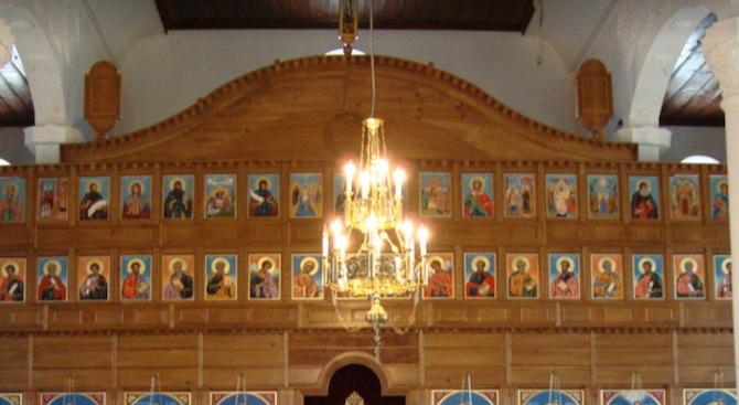 Отрязаха наш владика да служи в българския храм в Одрин