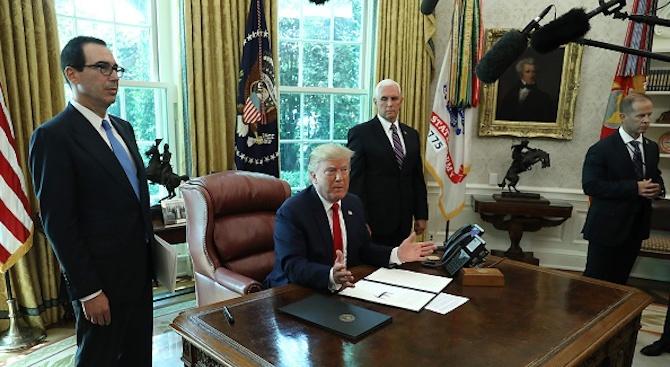 Президентът Тръмп одобри безвизово влизане в САЩ за гражданите на Полша