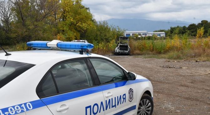 Има задържан за банковия обир в София