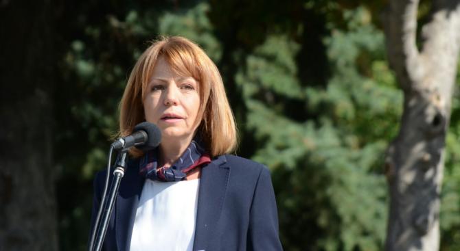 Фандъкова с цел да създаде добри условия за спорт в София