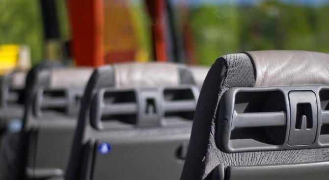 Пътен инцидент с автобус на АМ ''Тракия''
