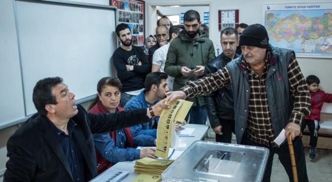 Две опозиционни партии в Косово се състезават за победата