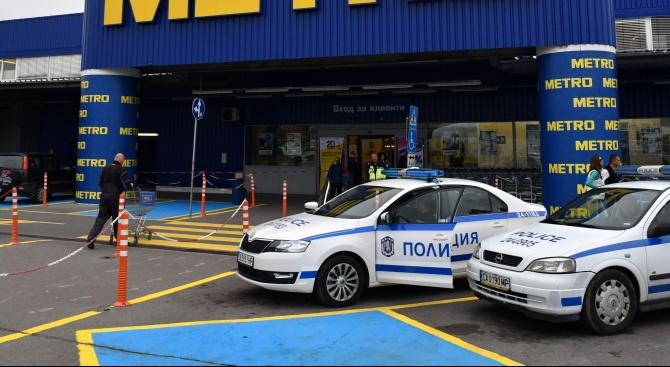 Издирват двама от тримата извършители на банков обир в София
