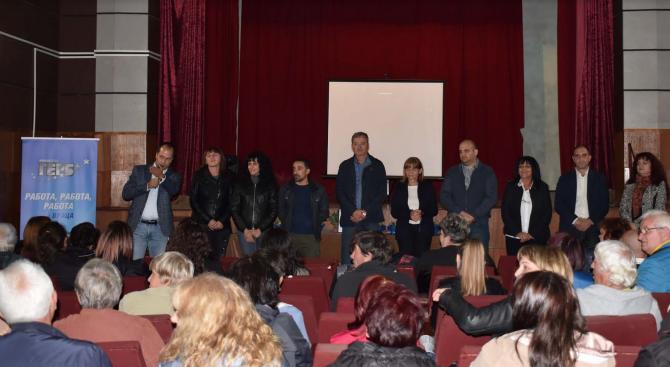 Кандидатът за кмет на Враца от ГЕРБ Калин Каменов: Започваме реконструкцията на водопровода в кв. Бистрец