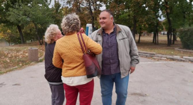 """Ивайло Цеков, кандидат за кмет на район """"Искър"""": Ще работим за изграждане на три нови детски градини"""