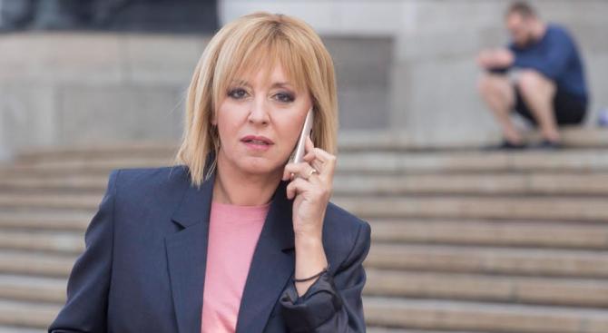 Мая Манолова: Името ми е въвлечено в незаконни действия