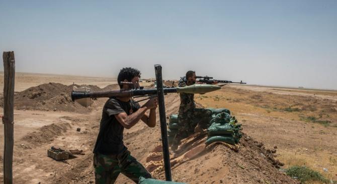 Сирийските демократични сили: Изтеглянето на САЩ от Северна Сирия е удар с нож в гърба