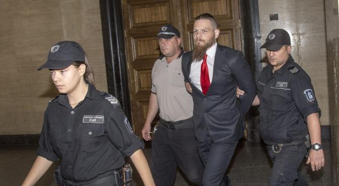 Защо убиецът Полфрийман се бои от народния съд?