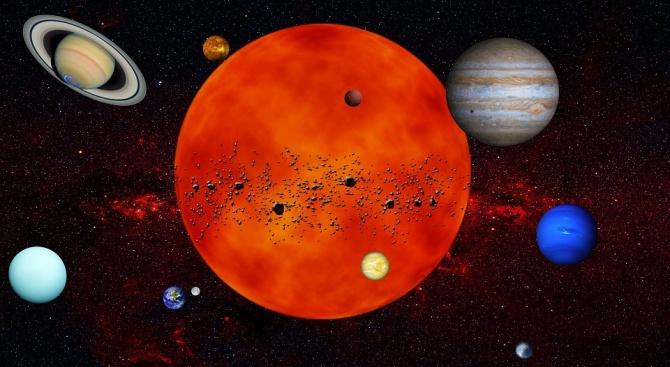 Сатурн задмина Юпитер по брой луни