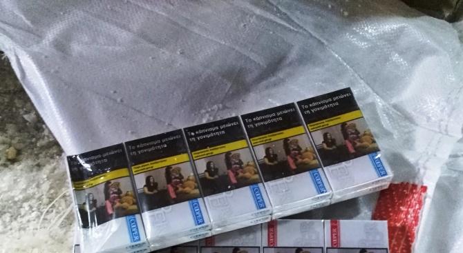 """Над 8 000 000 къса нелегални цигари задържаха при акция в столичния район """"Искър"""""""
