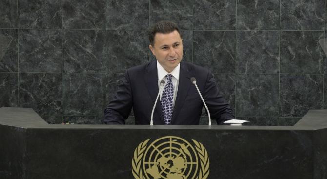 Окончателно: Никола Груевски е бежанец и остава в Унгария