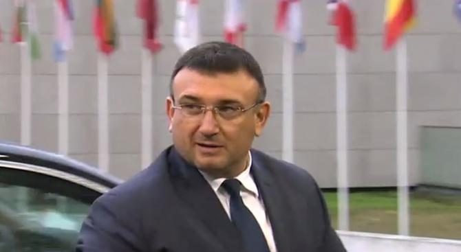 """Младен Маринов представи позицията на България по темите на Съвета """"Правосъдие и вътрешни работи"""""""