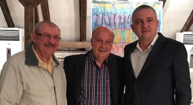 Георги Марков във Варна: Благодарение на Иван Портних морската ни столица е променена и модернизирана, Варна е истински европейски град