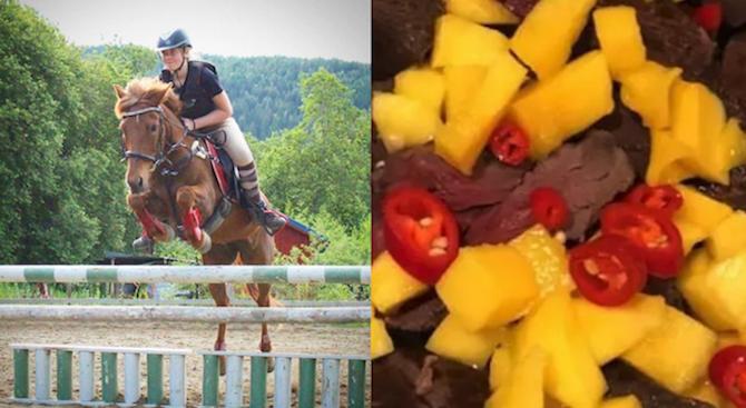 18-годишна тийнейджърка сготви коня си, заплашват я с убийство