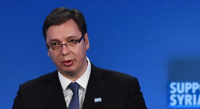 Александър Вучич: Реджеп Ердоган играе важна роля в стабилизацията на Балканите