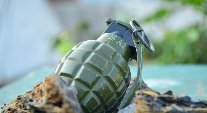 Специализиран екип обезврежда боеприпас в с. Благоево