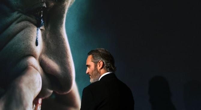 """""""Жокера"""" е най-гледаният филм у нас"""