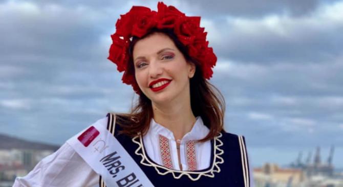 Българка е най-красивата жена на Европейския съюз