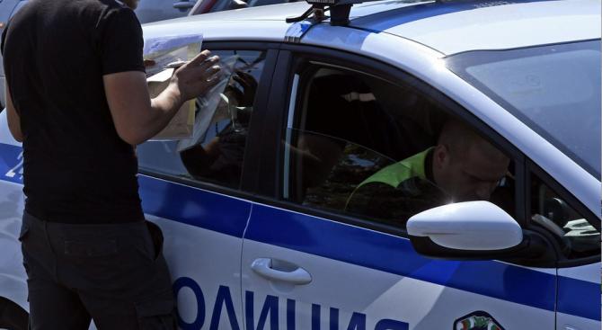 Трима млади пловдивчани са задържани с наркотици