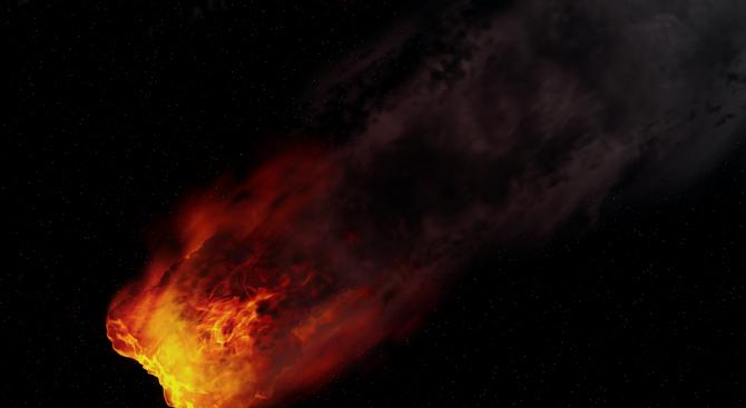 Астероид може да удари Земята през 2084 г.