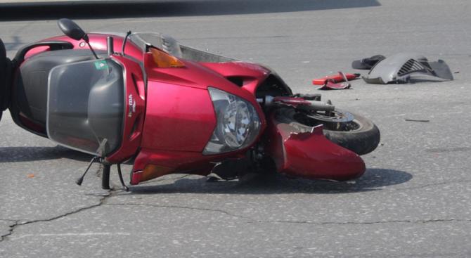 Катастрофа на изхода на с. Петко Каравелово, има ранен