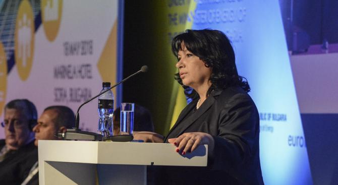 Теменужка Петкова след подписването на ключови договори за интерконектора с Гърция: Днешният ден е знаков